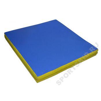 Мат гимнастический 1х1х0,08м