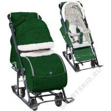 Санки-коляска Ника детям 7-1Б