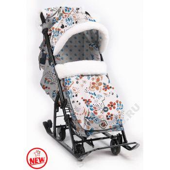 Санки-коляска Ника детям НД 7-5
