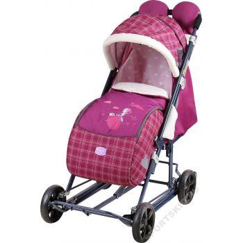 Санки-коляска Ника Детям 8-2