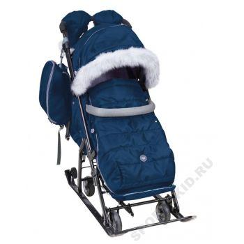 Санки-коляска Ника детям НД 7-5S