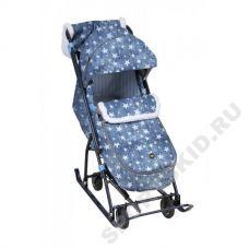 Санки-коляска Ника Наши Детки 6