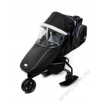 Санки-коляска Pikate Active (2020)