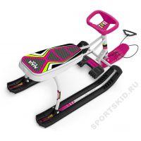 Снегокат Тимка спорт (Высокая рама) Kids Sport