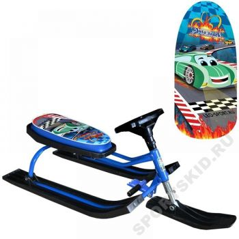 Снегокат Race Auto Track