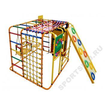 Детский спортивный комплекс Кубик