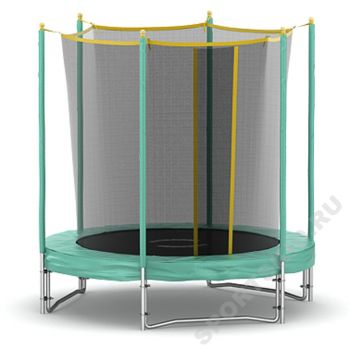 Батут Hasttings 6 ft с защитной сеткой