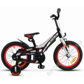 Велосипед Stels Pilot 180 (2018)