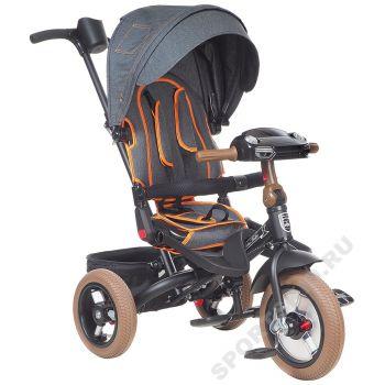 Велосипед Mini Trike T400 JEANS