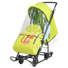 Санки-коляска Ника Disney baby 1