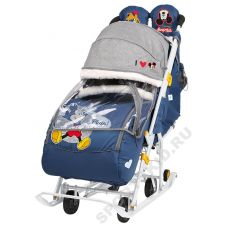 Санки-коляска Ника Disney baby 2